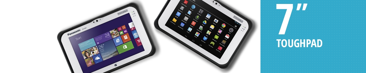 7-inch Toughpad Tablets  Tablets | Computer Products - Panasonic Business Singapore
